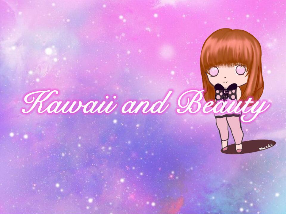 Kawaii and Beauty
