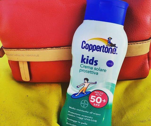 Coppertone kids 50+ Recensione