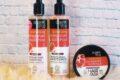 Linea capelli Melograno e Patchouli della Organic Shop